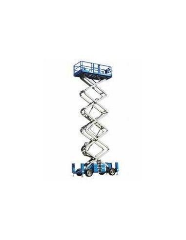 Location Nacelle ciseaux diesel 15 mètres