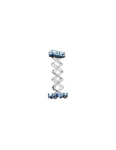 Location Nacelle ciseaux diesel 18 mètres